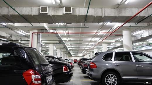 50 машино-мест в центре Москвы выставлены на аукцион