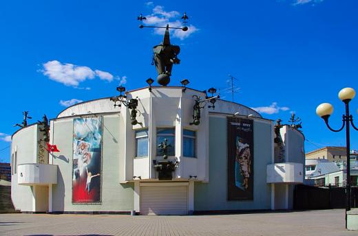Кальмаров, изюм и фруктовое варенье для питомцев закупит театр «Уголок дедушки Дурова»