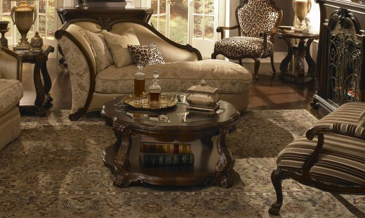 Американская мебель и интерьер в стиле винтаж