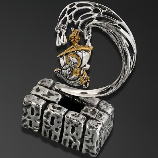 «Перенесение мощей Николая Чудотворца» – новая ювелирная икона Владимира Михайлова