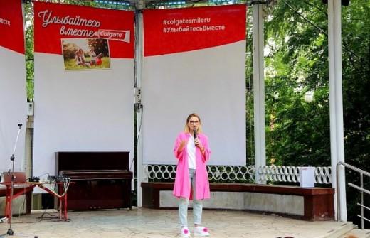 Психолог Лариса Суркова провела лекцию для родителей в рамках летней программы Colgate