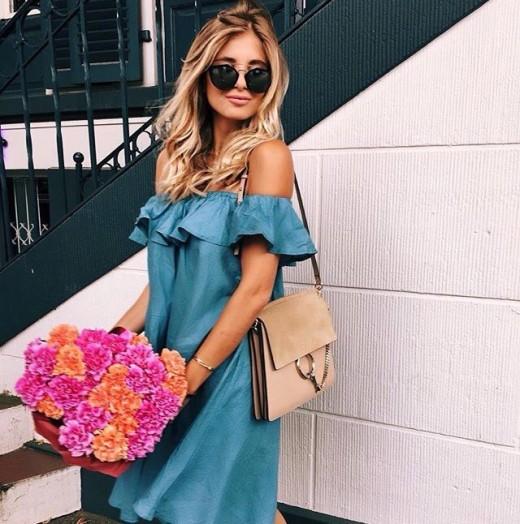 Какие платья в моде этим летом?