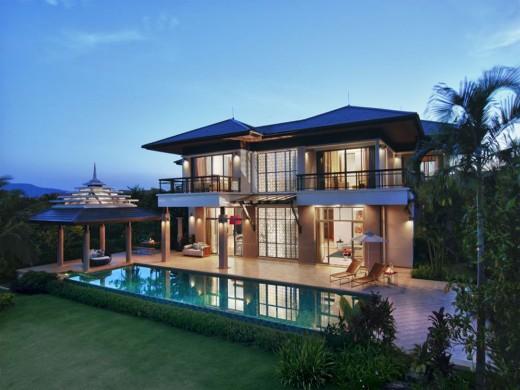 Как арендовать виллу в Таиланде