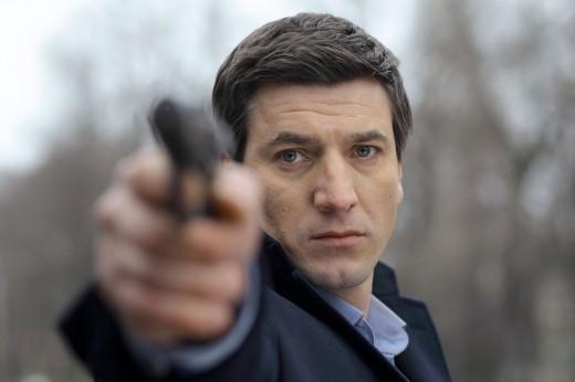 Российский сериал про криминал