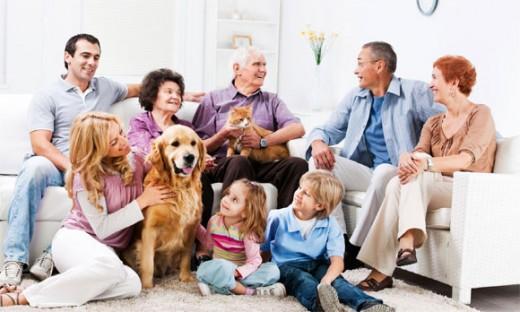 Семья - это группа, и в ней должен быть лидер
