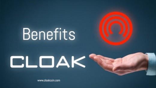 CloakCoin: Преимущества анонимной и быстрой системы переводов