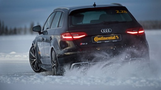 Continental – признанный лидер в производстве шин для мягкой зимы