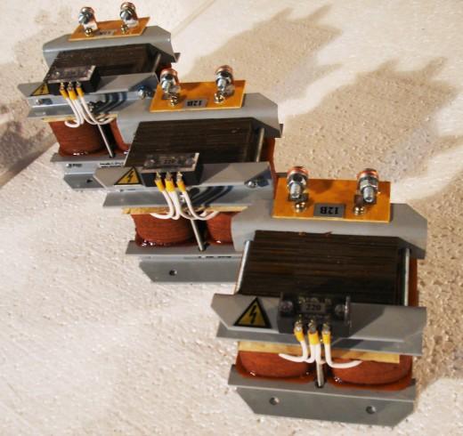 Номинальная мощность трансформатора