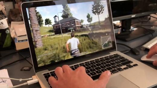 Где удобней всего играть в онлайн игры?