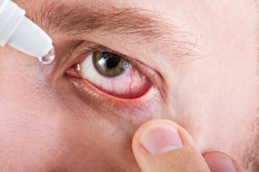 Особенности лечения органов зрения