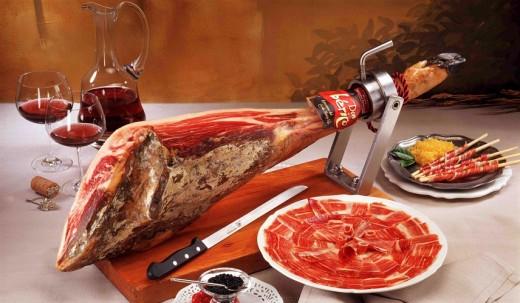 Вкусное и здоровое питание: продукты из Испании