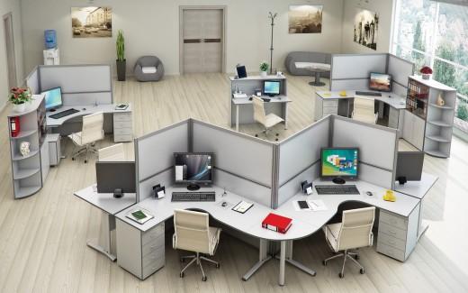 Мебельный рынок сегодня – где покупается офисная мебель?