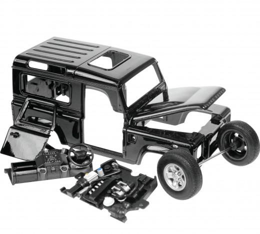 Каталог оригинальных запчастей автомобилей Land Rover
