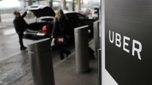 Японцы возглавят часть Uber
