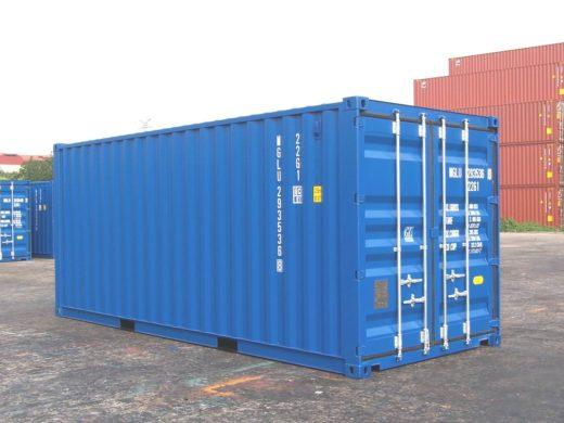 Зачем нужны 40 футовые контейнера, их преимущества и стоимость?