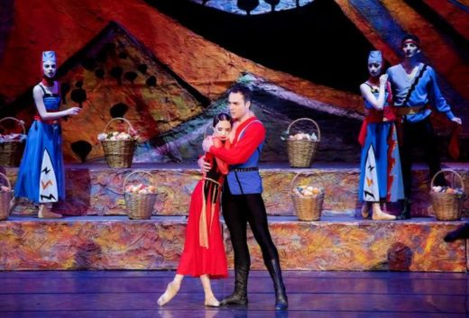 Ереванский театр оперы и балета вновь покажет балет «Гаянэ» на сцене Большого театра