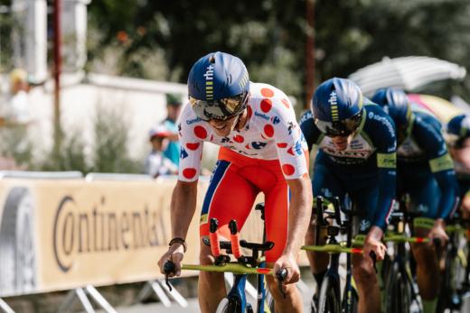Шины Continental на велогонке Тур де Франс