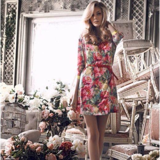 Модные фасоны платьев 2019