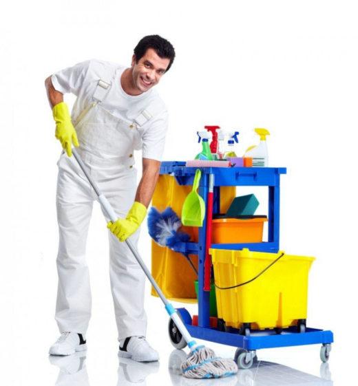 Услуги клининга – в чем суть и преимущества профессиональной уборки