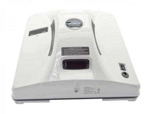 Hobot-268 – полноценный помощник для чистки окон