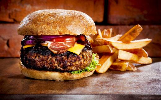 Бургеры в Кitchen Burger: отменный вкус и быстрая доставка