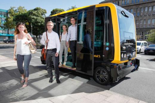 Жители Германии проявляют интерес к роботаксии все чаще отказываются от каршеринга