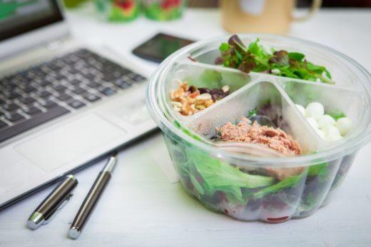 Обед в офисе - важные особенности хорошего питания