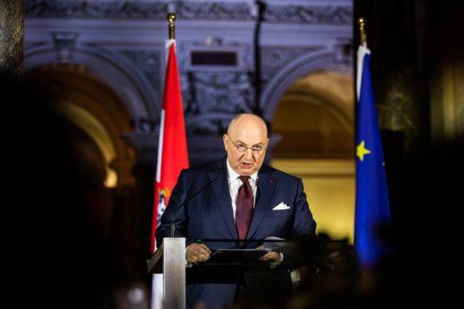 Вячеслав Моше Кантор: свежие данные о росте антисемитизма – последнее предупреждение властям ЕС о необходимости действовать немедленно