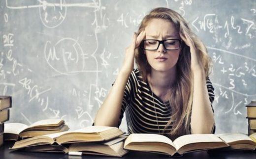 Как контролировать стресс перед экзаменом?