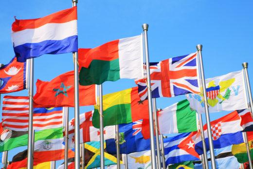 Флаги, гербы, вымпелы