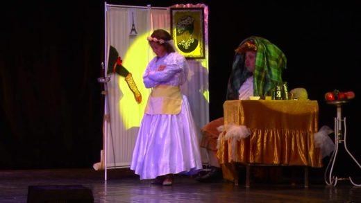 Театр-студия МИРТ покажет особенный спектакль о женах «Синей Бороды»