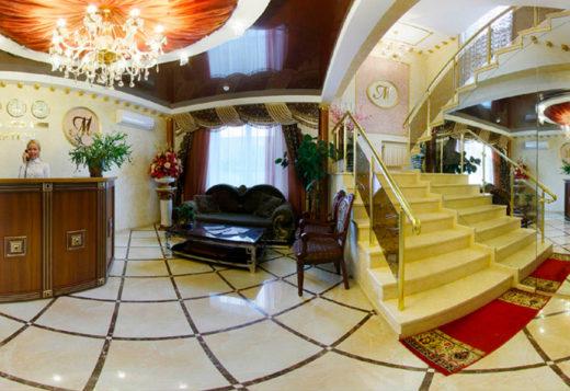 Преимущества гостевого дома Mishel в Харькове