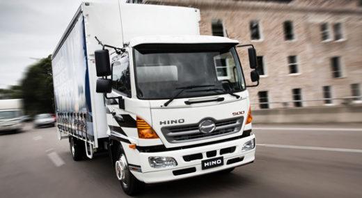 Хино Рейнджер 500 – надежная японская грузовая техника