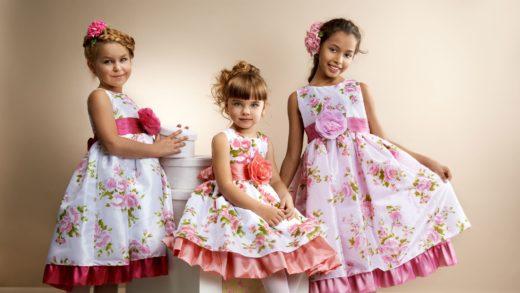Нарядные платья для девочек: как правильно выбрать?