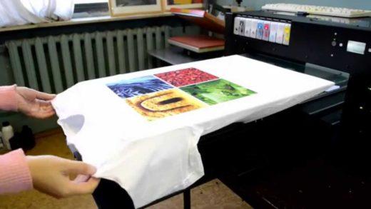Печать на футболках: качественно и недорого