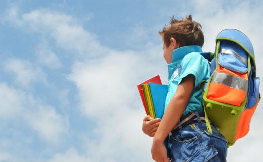 Как выбрать рюкзак для школьника?