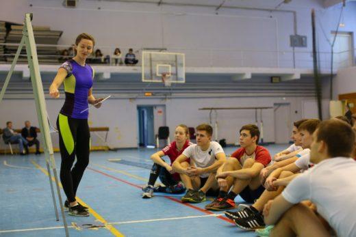 Дистанционное обучение тренеров - преподавателей