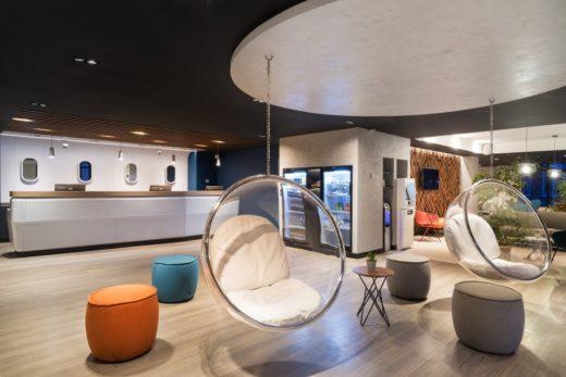 Проект реновации отеля Park Inn by Radisson Sheremetyevo Airport завершён