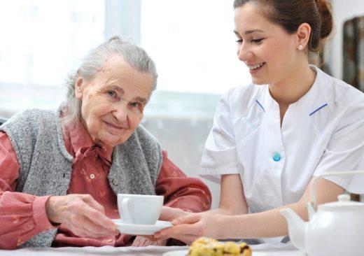 Комфортное проживание в современном доме престарелых