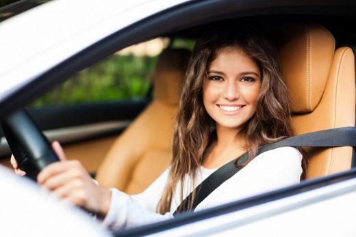 Советы по вождению для женщин