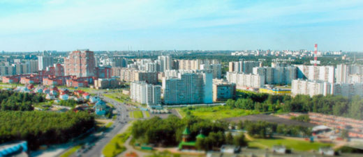 Выхино-Жулебино - район, в котором приятно жить