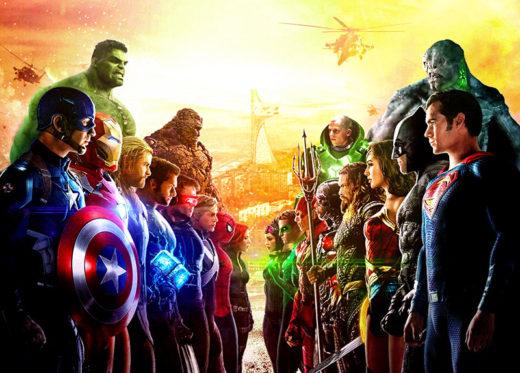 Marvel и DC в чем разница