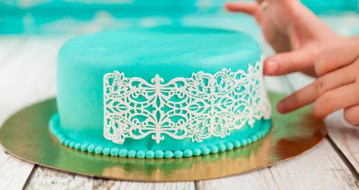 Способы изготовления мастики разных видов для тортов