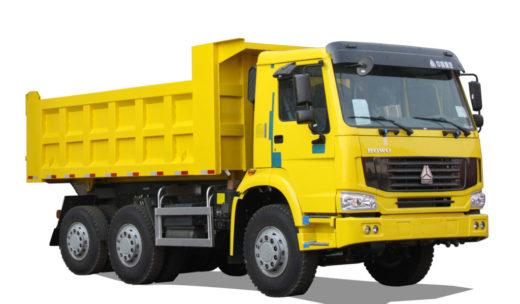 Преимущества китайских грузовых машин