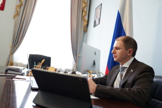 Михаил Романов провел в онлайне личный прием жителей Фрунзенского района Санкт-Петербурга