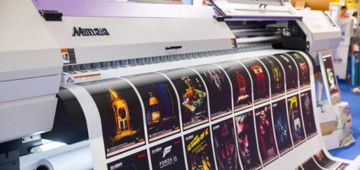 """Разработка дизайна макетов и цифровая печать в типографии """"Хамелеон"""""""