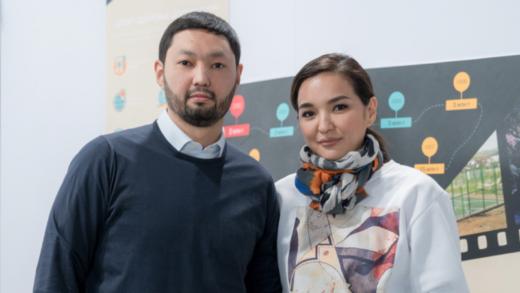 Благотворительному фонду Саби - 18 лет: чего достигли Асель Тасмагамбетова и Кенес Ракишев?