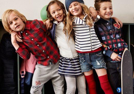 Детская одежда, какой она должна быть