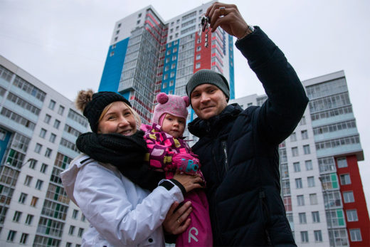 Ипотека под 1,2% для семей с детьми в проектах ГК «Гранель»