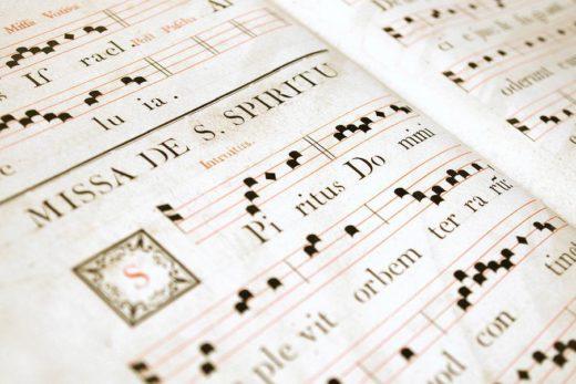 О словах и музыке
